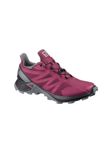 Salomon Outdoor Ayakkabı Mor